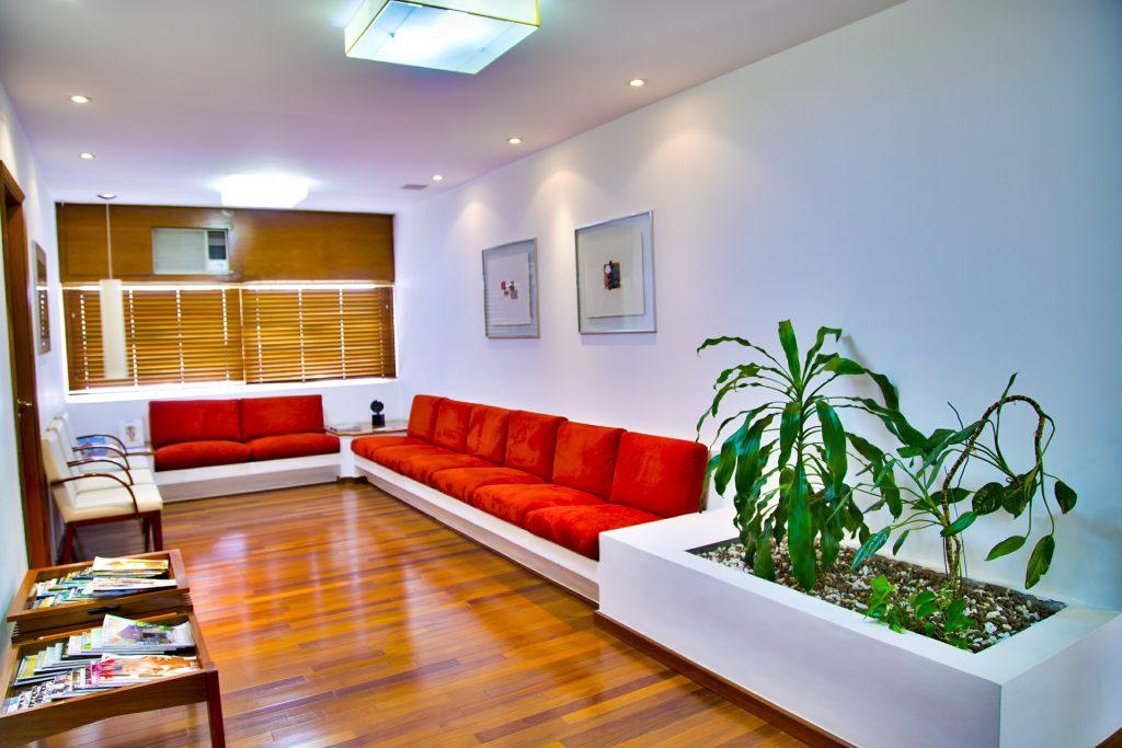 Innenarchitekt Objekteinrichtung Geschäftseinrichtung Büromöbel Arztpraxis Warteraum