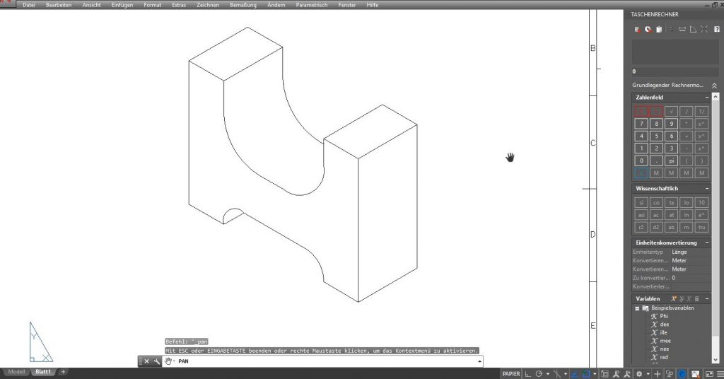 CNC Lohnfertigung Frästechnik Frästeile CAD Bauklötze