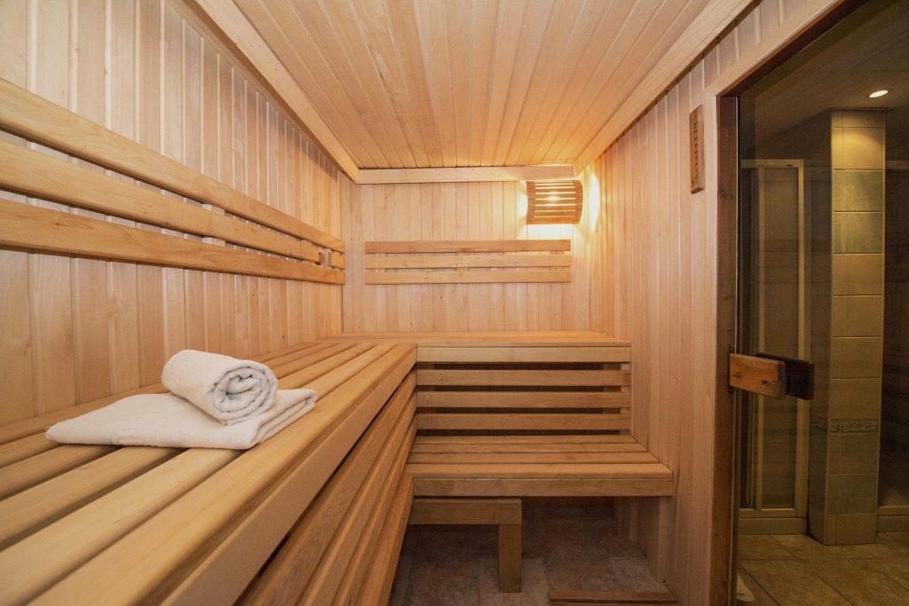 Maßanfertigung CNC Sauna Infrarotkabine Innenausbau Strohmaier
