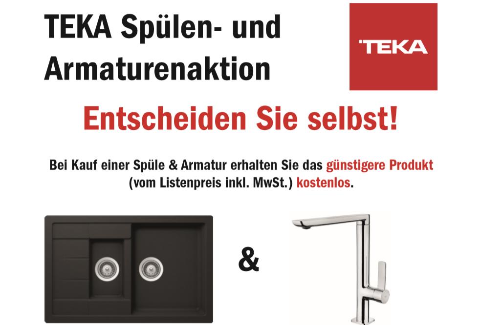 Spülen Armaturen Aktion Möbelproduktion Elektrogeräte Küchengeräte Einrichtung Strohmaier