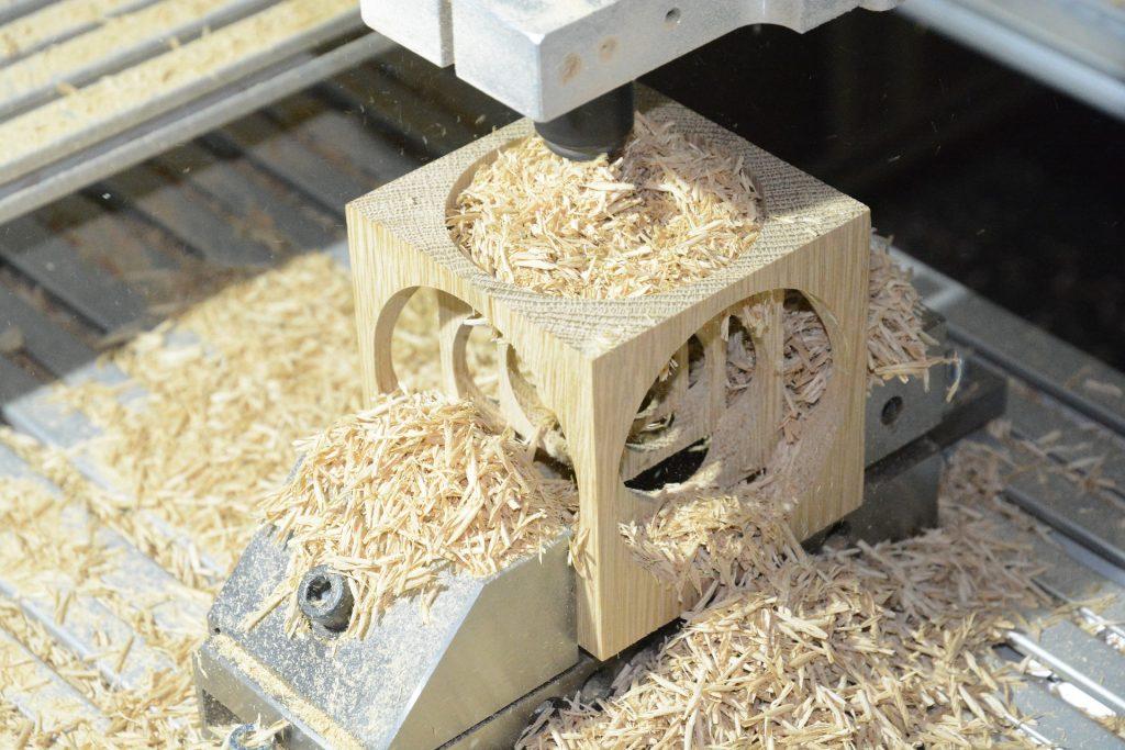 CNC Lohnfertigung Frästechnik Frästeile CNC fräsen Holz
