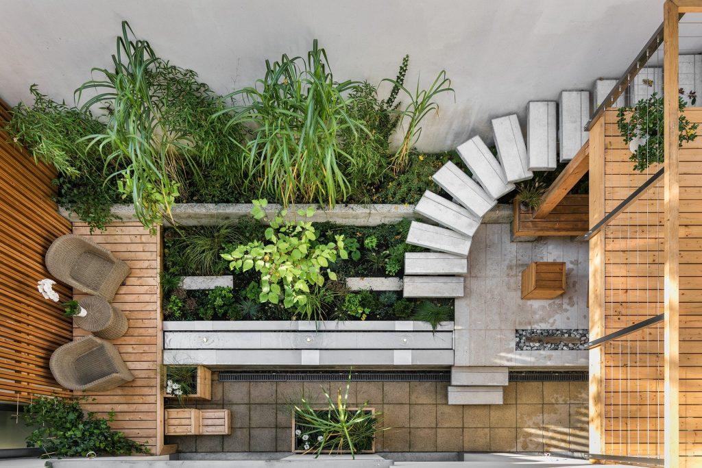 Terrasse Balkon Tischlerei Zimmerei Holzbau