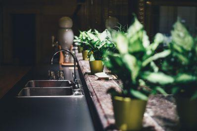 Altbausanierung Badsanierung Küche Schankraum Interior Design Küchenzeile