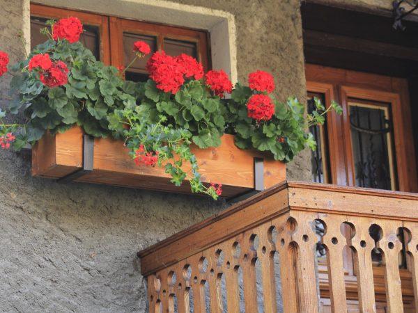 Zimmerei Holzbau Balkon Terrasse Landhausstil