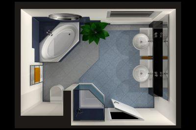 Altbausanierung Badsanierung Küche Schrankraum Interior Design Badezimmer